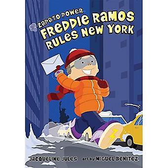 Freddie Ramos regler New York (Zapato magt)