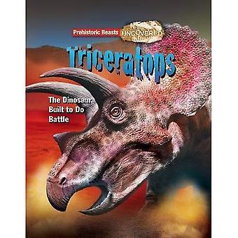 Triceratops: Prehistorische beesten ontdekt - de dinosaurus gebouwd om te doen van de strijd