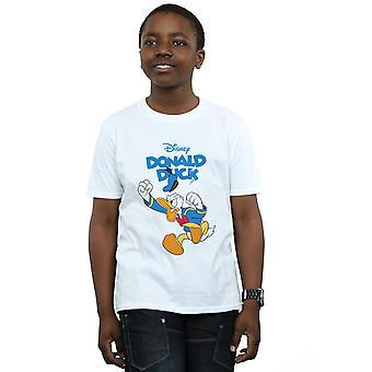 Disney jungen Donald Duck wütend Donald T-Shirt