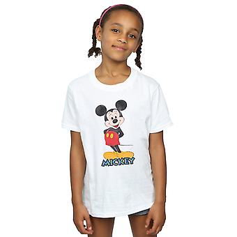 Disney Girls Mikki Hiiri Retro aiheuttaa t-paita