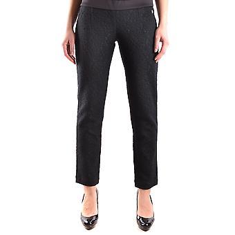 Bikkembergs Ezbc101051 Women's Black Other Materials Pants