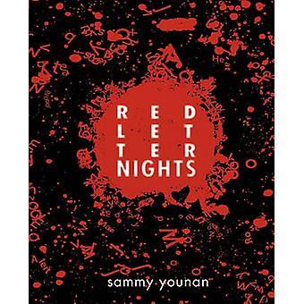Rode Letter nachten door Sammy Younan & Younan