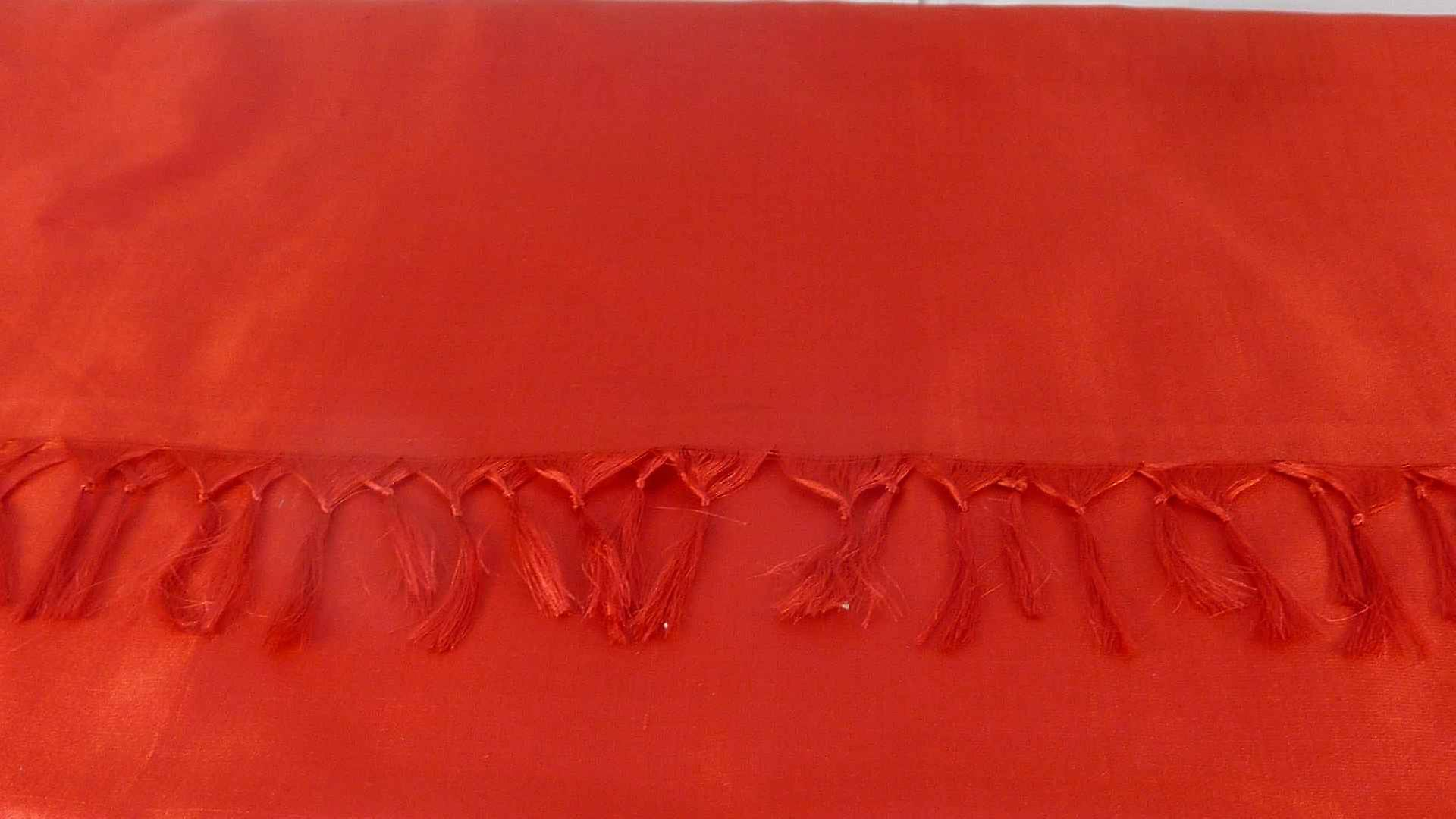 Varanasi Silk Long Scarf Heritage Range KASHYAP 7 by Pashmina & Silk