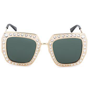 Gucci-Platz polarisiert Sonnenbrille GG0115S 006 52