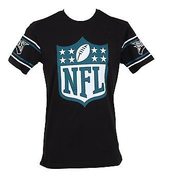Nieuw tijdperk NFL Badge T-Shirt ~ Phladelphia Eagles