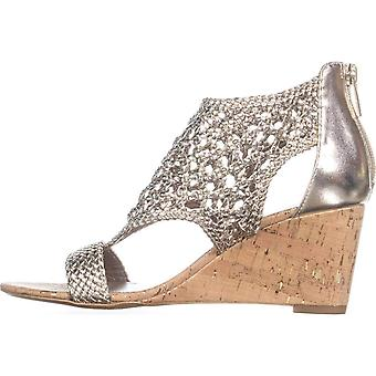 Donald J Pliner Womens Joli Open Toe Casual Platform Sandals