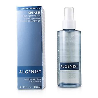 Algenist Splash Hydrating inställning Mist-120ml/4oz