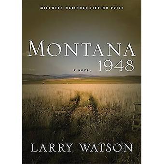 Montana 1948 by Larry Watson - 9781571310613 Book