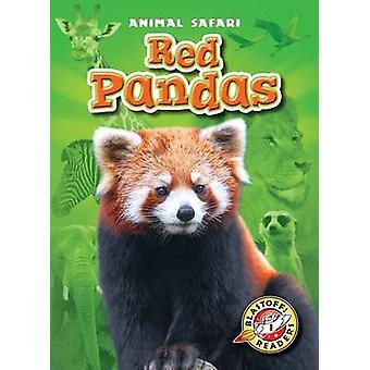 Red Pandas by Megan Borgert-Spaniol - 9781626172135 Book