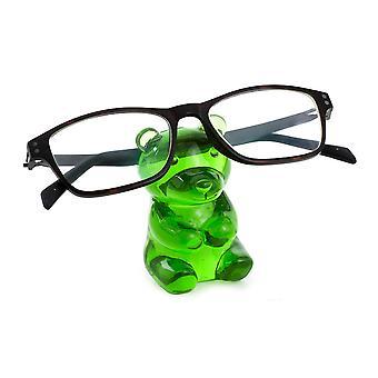 Silmä lasien haltija yummie Bear Green