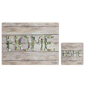 iStyle Country Home Placemats and Coasters