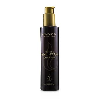 Lanza Keratin Healing Oil Cream Gel (control 7) - 200ml/6.8oz
