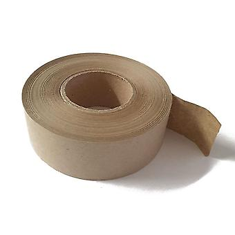 Brown Kraft Paper Gummed Tape Roll 36mm