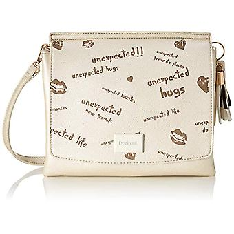 Desigual Women's shoulder bag Oxford Gray One-size-fits-all