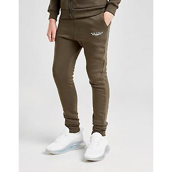 New McKenzie Boys' Essential Cuff Joggers Green