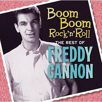 Freddy Cannon - Boom Boom Rock 'N' Roll: The Best av Fre [DVD] USA import