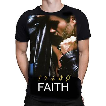 Born2rock-geloof-George Michael-t-shirt