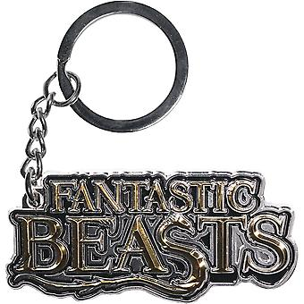 Fantastic Beasts and Where to Find Them Logo Keychain