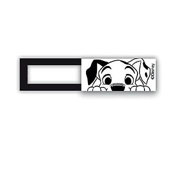 Webcam cover/Slider-licença™-101 Dalmatians-White
