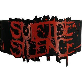 Wristband - Suicide Silence - Logo Rubber New Gifts Toys rwb-0060