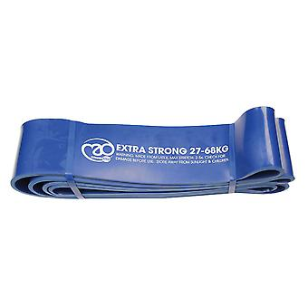 Fitness Mad Power Resistance Loop Muscle Core Rehab Training Band – X Strong