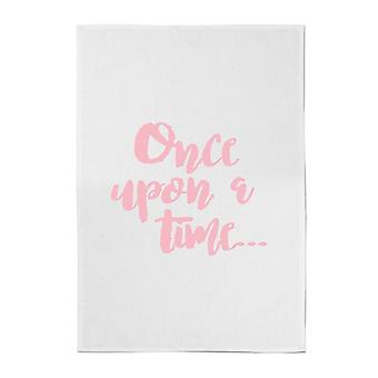 Once Upon A Time... Cotton Tea Towel