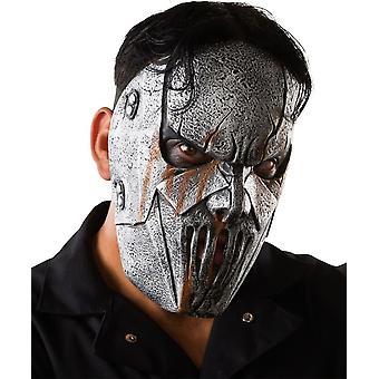 Slipknot Mick maske For voksne - 20494