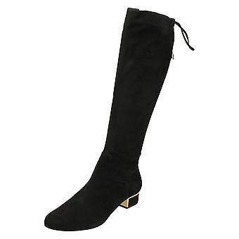 Dames élégantes Van Dal Boot Knee High Hoople