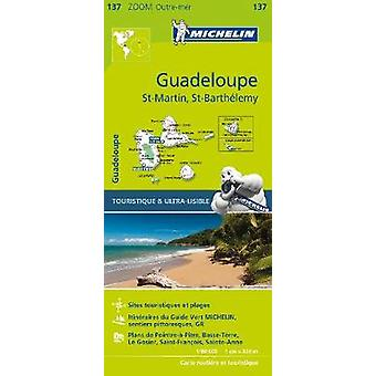 Guadeloupe  Zoom Map 137  Map by Michelin