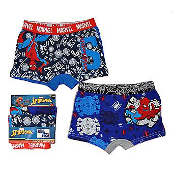 2-pack Boxer's Pants Spider-Man