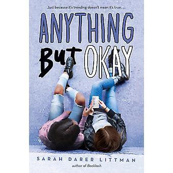 Allt annat än okej av Sarah Darer Littman