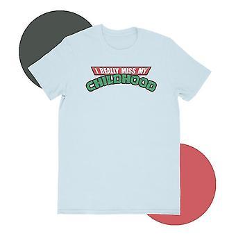 Älskar barn t-shirt