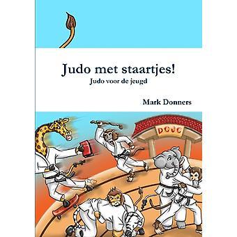 Judo träffade Staartjes Judo voor de Jeugd av mark Donners