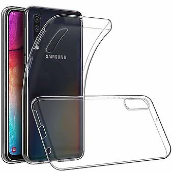 iCoverCase | Samsung Galaxy A50 |  Shell TPU transparente