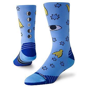 Stance mens Cavolo Eye crew sokken