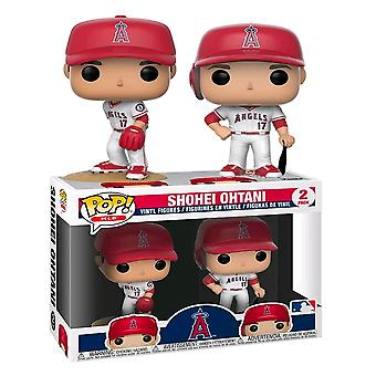 Major League Baseball Los Angeles Angl Shohei Ohtani Pop 2Pk