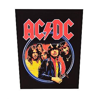 AC/DC Highway To Hell Back Patch
