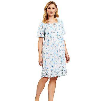Féraud 3201050-11732 Women's Couture Soft Multicolour Flowers Loungewear Nightdress