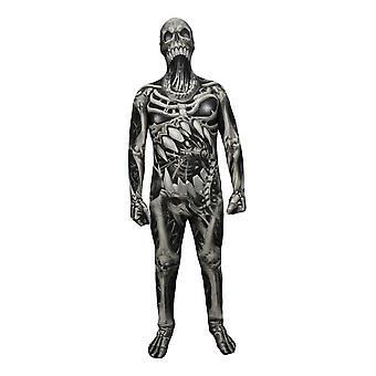 Skull and Bones Morphsuit