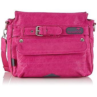 KangaroosJEAN stone bag (set) - Pink (pink lillipili 662 662)) 30x23x12 cm (B x H x T)