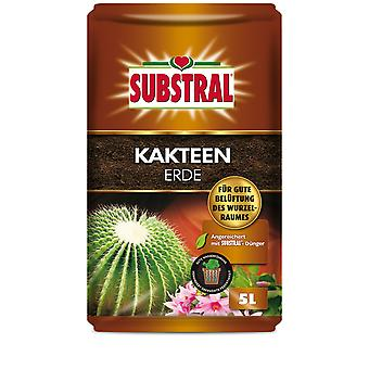 SUBSTRAL® cacti earth, 5 litres