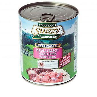 Stuzzy Dog Monoprotein 800 gr Cerdo Fresco (Dogs , Dog Food , Wet Food)