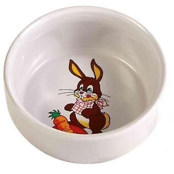 Trixie keramisk skål for gnavere (små kæledyr, bur tilbehør, mad & vand dispensere)