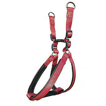 Arquivet Harness Nylon Smooth Red (Dogs , Collars, Leads and Harnesses , Harnesses)