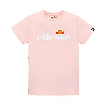 エレッセ ヘリテージ イエナ ユース キッズ ガールズ T シャツ シャツ ティー ライト ピンク