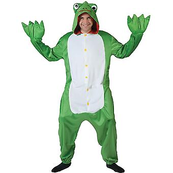Funny Frog Adult Costume