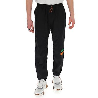Heron Preston Hmca022s208760061040 Men's Black Nylon Pants
