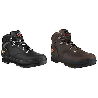Timberland Pro Mens Euro Hiker Lace Up Safety Boots