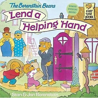 The Berenstain Bears Lend a Helping Hand by Stan Berenstain - 9780613
