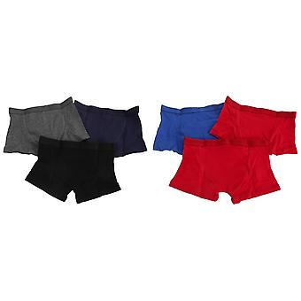 Kids By Tom Franks Boys Cotton Trunks (Pack Of 3)